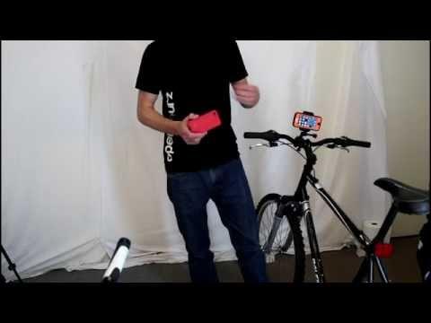LifeProof Bike & Bar Mount for iPhone 4/4S/5/5C/6