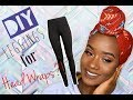 5 EASY DIY WAYS TO WRAP LEGGING AS TURBAN/HEAD WRAPS!!!