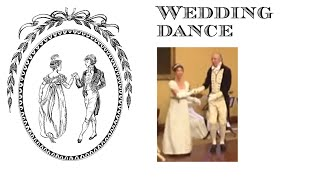 Regency Wedding Dance