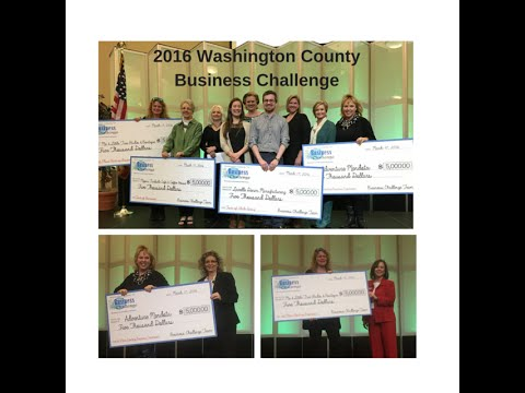 Washington County Challenge Awards Event, March 17, 2016