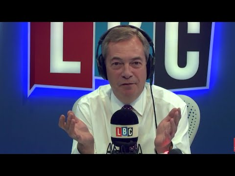The Nigel Farage Show On Sunday: What does Remembrance Day mean to you? 2/2 LBC - 12th November 2017