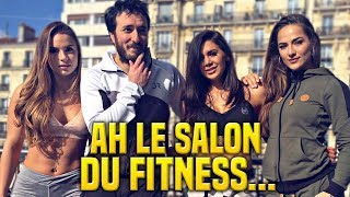 AH LE SALON DU BODY FITNESS ...