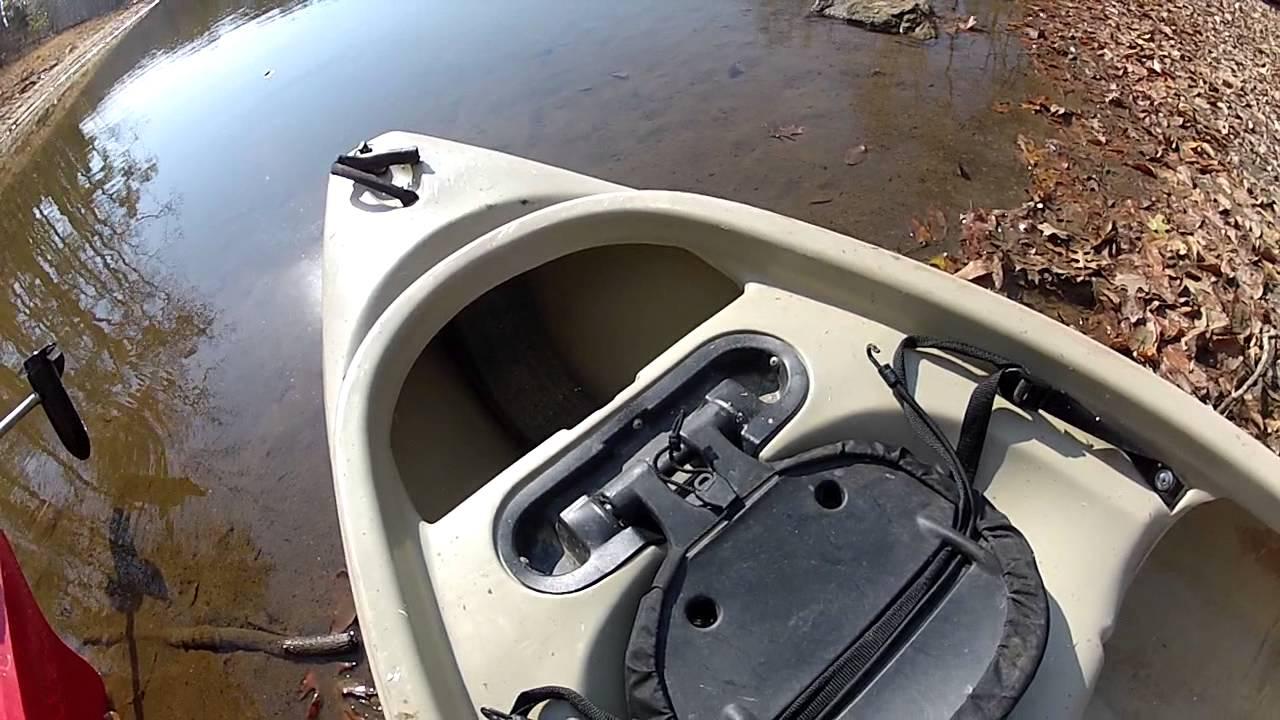 Mad River Adventure 16 bad seat design