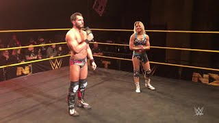 johnny gargano bids an nxt farewell in his hometown of cleveland