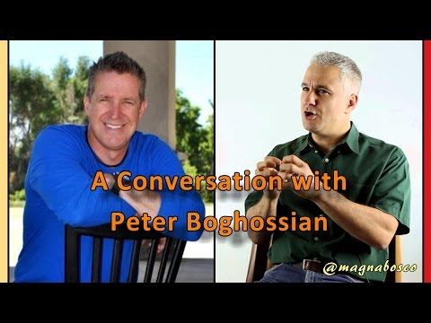A Conversation with Peter Boghossian