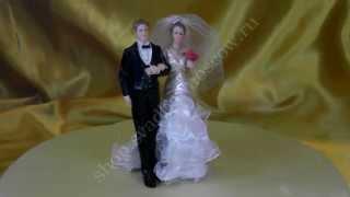 Фигурка для свадебного торта №137