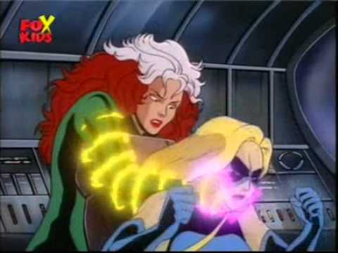 Image result for marvel comics rogue 1990s tv series