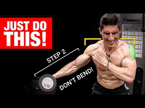 Can't Get Bigger, Wider Delts? Just Do THIS!!