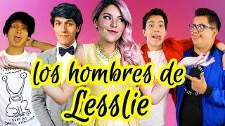 LOS HOMBRES DE LESSLIE POLINESIA - Especial por el cumpleaños 22 de Lesslie