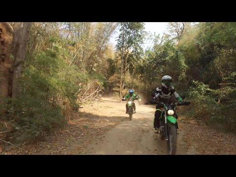 Enduro Trips By Kawasaki KLX 150 BF [Along The Way]