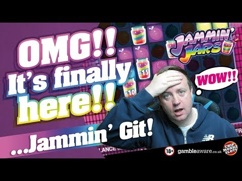 MASSIVE WIN On JAMMIN JARS Online Slots ! HUGE WIN ! ( BIGGEST HIT OF 2020 ! )