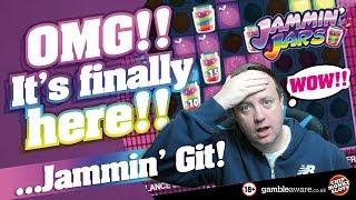 MASSIVE WIN on JAMMIN JARS Online Slots ! HUGE WIN ! ( BIGGEST HIT OF 2020 ! )