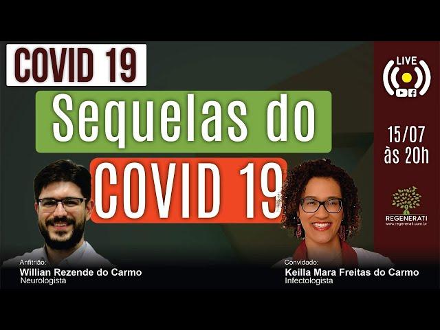 COVID 19: Sequelas do COVID 19
