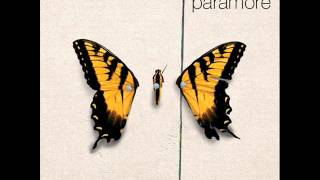 Where the lines overlap ~ Paramore