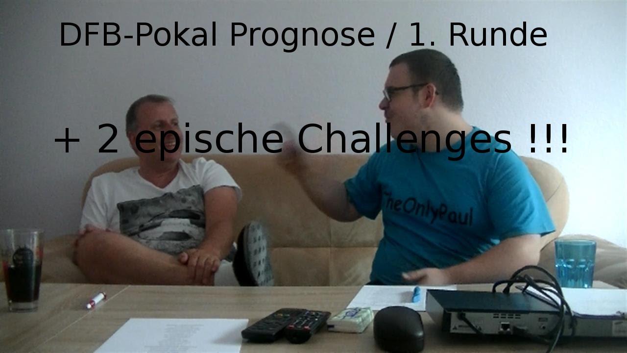 Dfb Pokal Runde 2