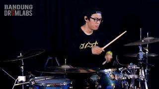 AZI GOODBOY - LOSE IT ALL - THE STORM CONSTRUCT - DRUM PLAYTHROUGH