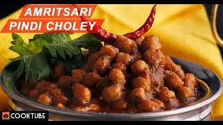 Easy Amritsari Pindi Choley | The Best Chole Recipe You Will Ever Find