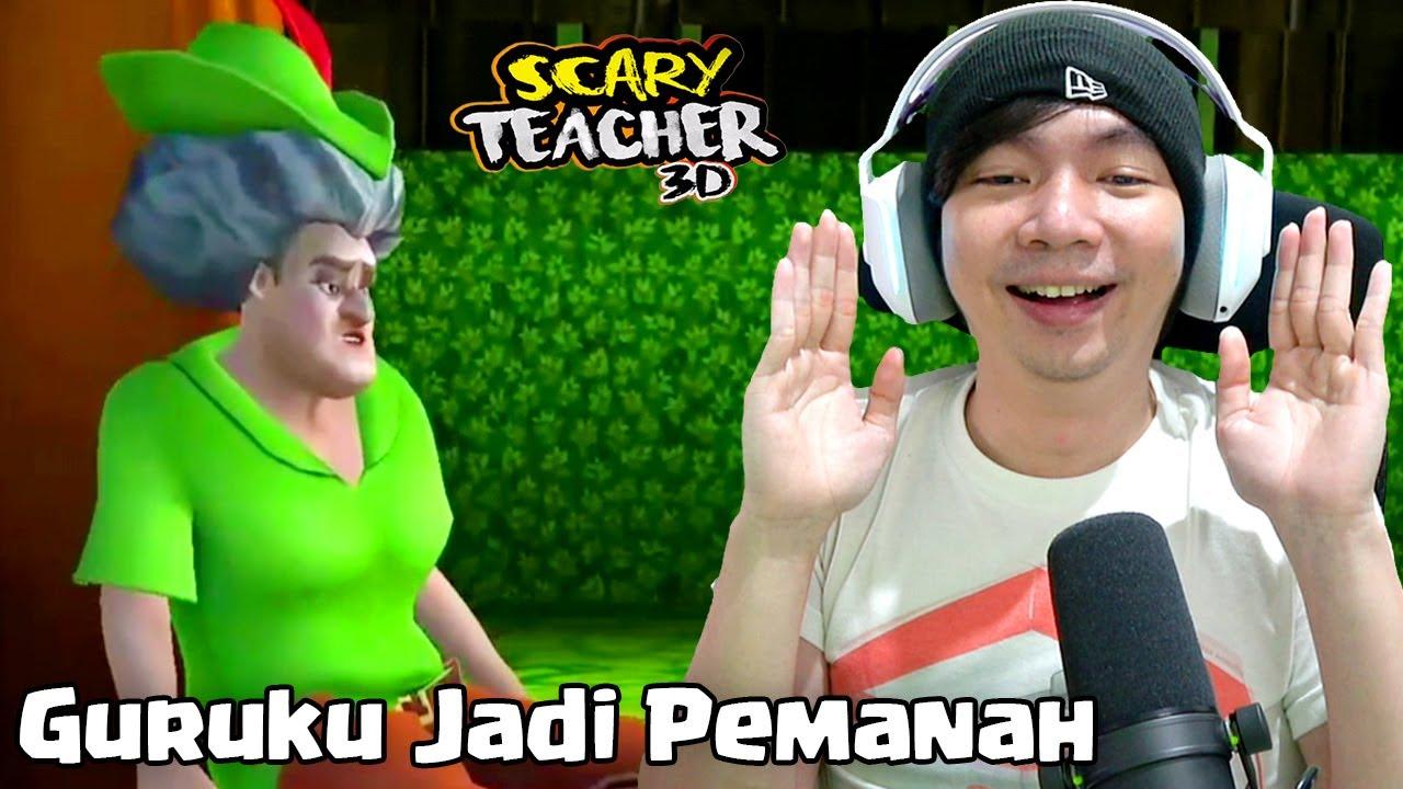 Guruku Sekarang Pemanah - Scary Teacher 3D Indonesia