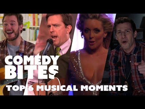 Top 6 Musical Moments   Comedy Bites