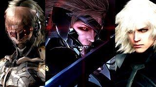Metal Gear - STORY OF RAIDEN