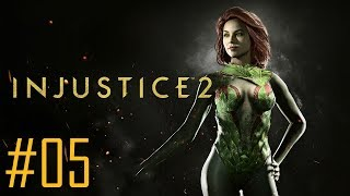 INJUSTICE 2 Walkthrough Part 5 - SAVING SUPERMAN/BROTHEREYE - [1080p 60FPS PC ULTRA] - No Commentary