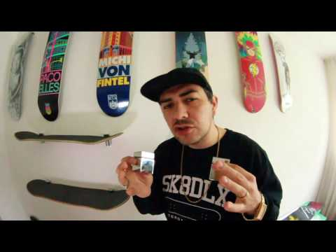 SkateBoard Regal selber bauen DIY