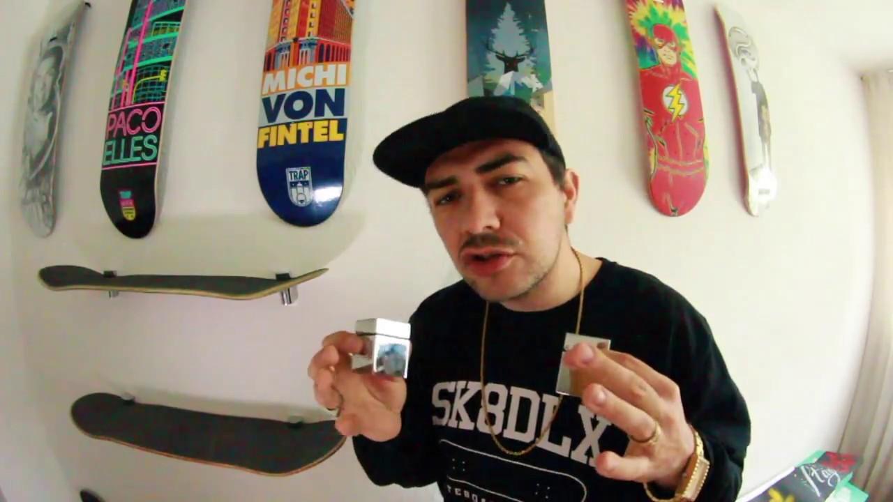 SkateBoard Regal Selbst Bauen ?! DIY