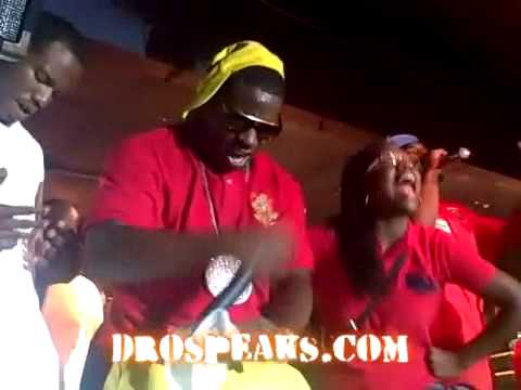 """Young Dro Performs """"Take Off"""" with Yung L.A.!"""