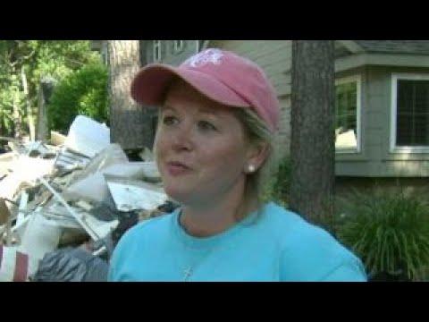 Houston flood victim: Prayer has given strength to community