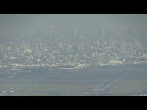 大阪空港ライブカメラ