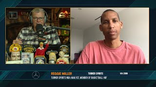 Reggie Miller on the Dan Patrick Show (Full Interview) 09/16/20