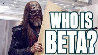 Who Is Beta In The Walking Dead?