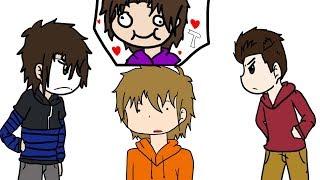 GLP & Maudado MOBBEN Paluten ✪ Paluten Animation