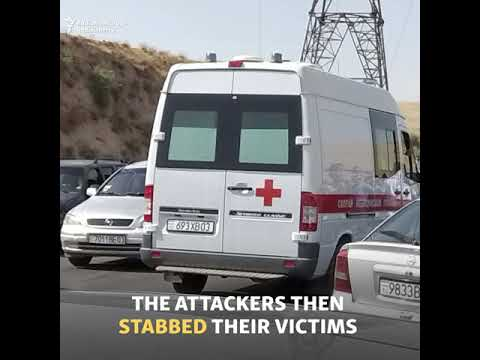 American Cyclists Speak Of Joy Before Deadly Attack In Tajikistan