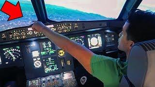 PILOTER UN AVION EN SITUATION EXTRÊME !!
