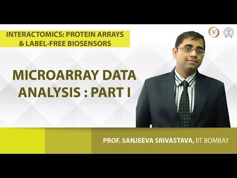Microarray Data Analysis : Part I