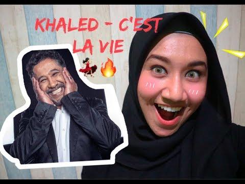 khaled---c'est-la-vie-(clip-officiel-)-reaction-video-|-indonesia