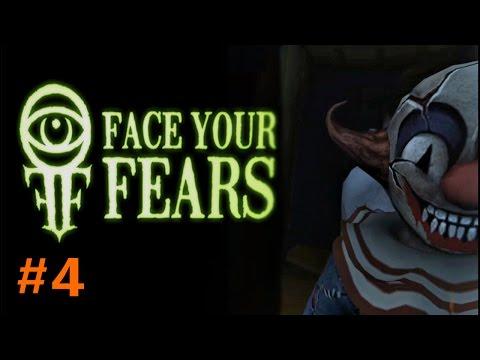 SAMSUNG GEAR VR - FACE YOUR FEARS - #4 CLOWNS!!