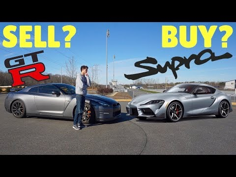 Selling My R35 Nissan GT-R For The New 2020 Toyota Supra?!