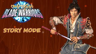 Onimusha Blade Warriors Story Mode With Jubei Yagyū