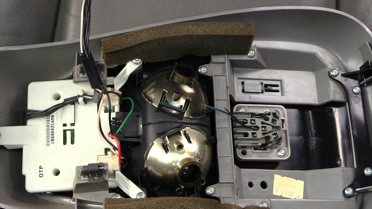 Ford Explorer MoonSun roof switch removalMost Years