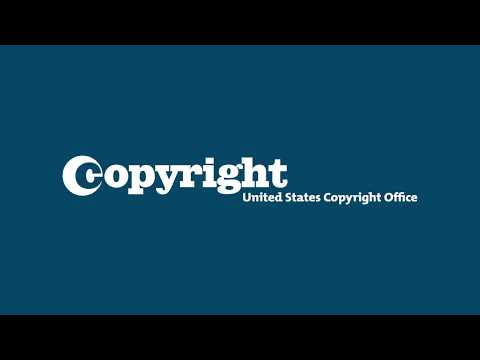 DMCA Designated Agent Directory: Creating a DMCA Designated Agent Registration Account (2017)