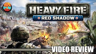 Review: Heavy Fire - Red Shadow (PlayStation 4, Xbox One & Steam) - Defunct Games