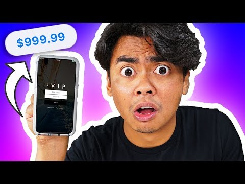 I Bought The Most Expensive Apps on the iPhone!
