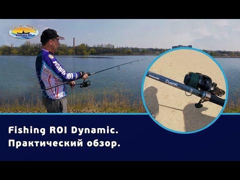 Fishing ROI Dynamic. Практический обзор.