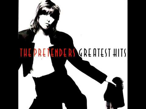 The Pretenders -  Brass In Pocket - HQ Audio -- LYRICS