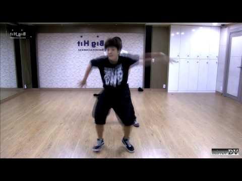 Bangtan Boys (BTS) - Dance Break (dance Practice) MirrorDV