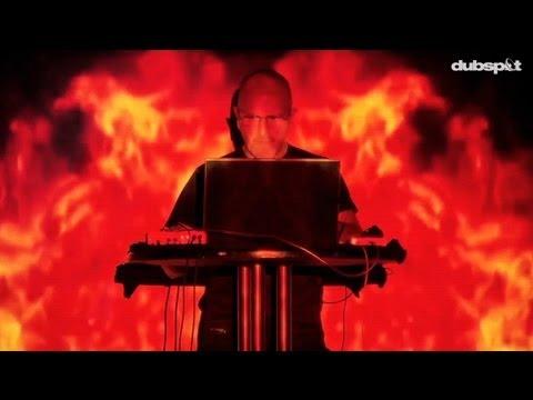 Lustmord (SPK / Vaultworks / Hydra Head) @ Dubspot - 'Wireless' Interview W/ Raz Mesinai