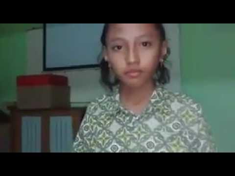 TRAGIS !!! ANAK USIA 10 TAHUN DI PAKSA AYAH  IKUT BERIKAN SUARA UNTUK COBLOS PASLON NO 2