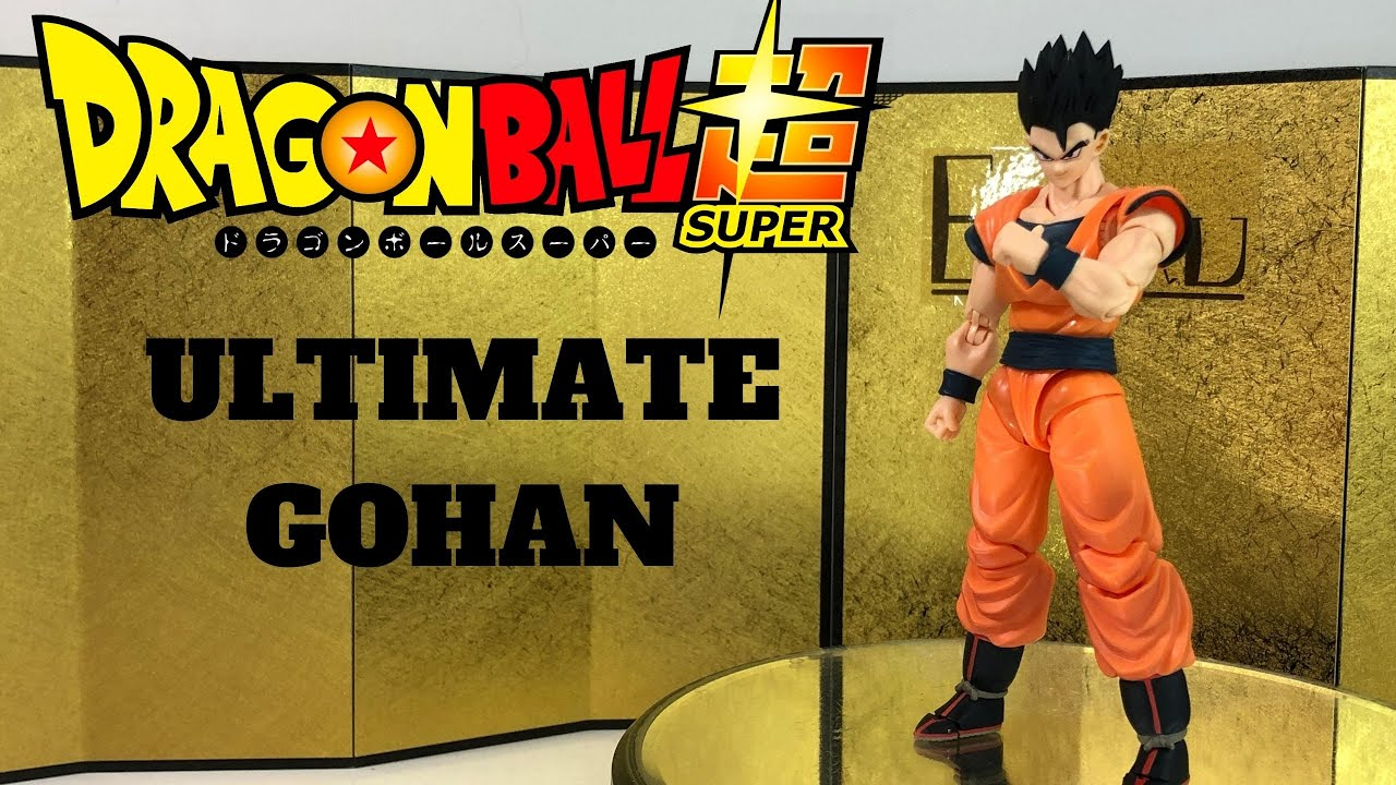Demoniacal Fit Ultimate Gohan Dragon Ball Super Review (Really decent figure!!!)